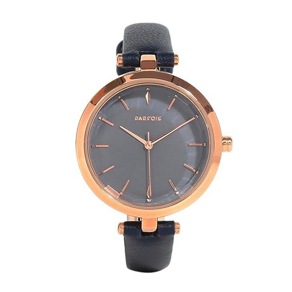 Parfois - Reloj Navy - Mujeres - Tallas Única - Azul Marino