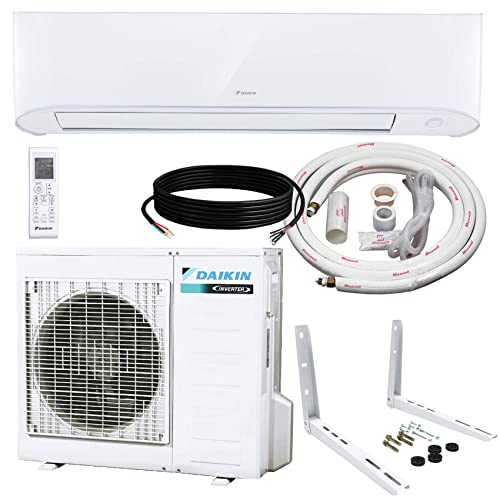 Daikin Wall-Mounted Ductless Mini-Split Inverter Air Conditioner