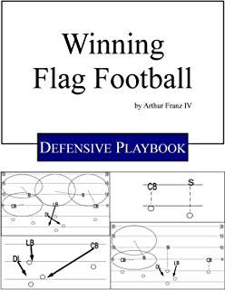 Amazon Com Real 7 On 7 Flag Football Defense Ebook Casey Duncan