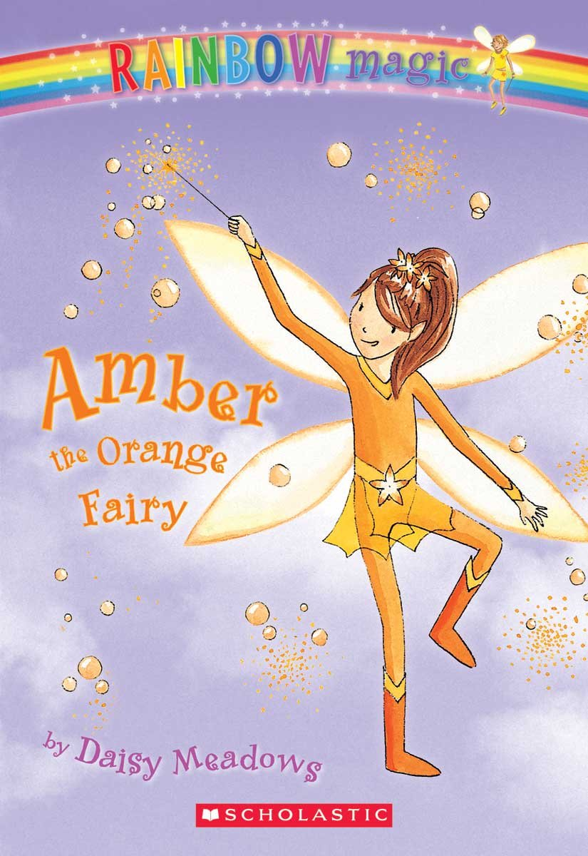 Download Amber: The Orange Fairy (Rainbow Magic: The Rainbow Fairies, No. 2) ebook