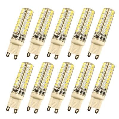 6 K G9 Blanc 220–240 Lampe Ampoules Froid 6000–6500 V Hibay Led W Ac ULGzSVqMjp