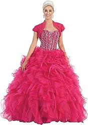3686d85b1aa Layla K LK39 Sweet 16   Quinceanera Ball Gown