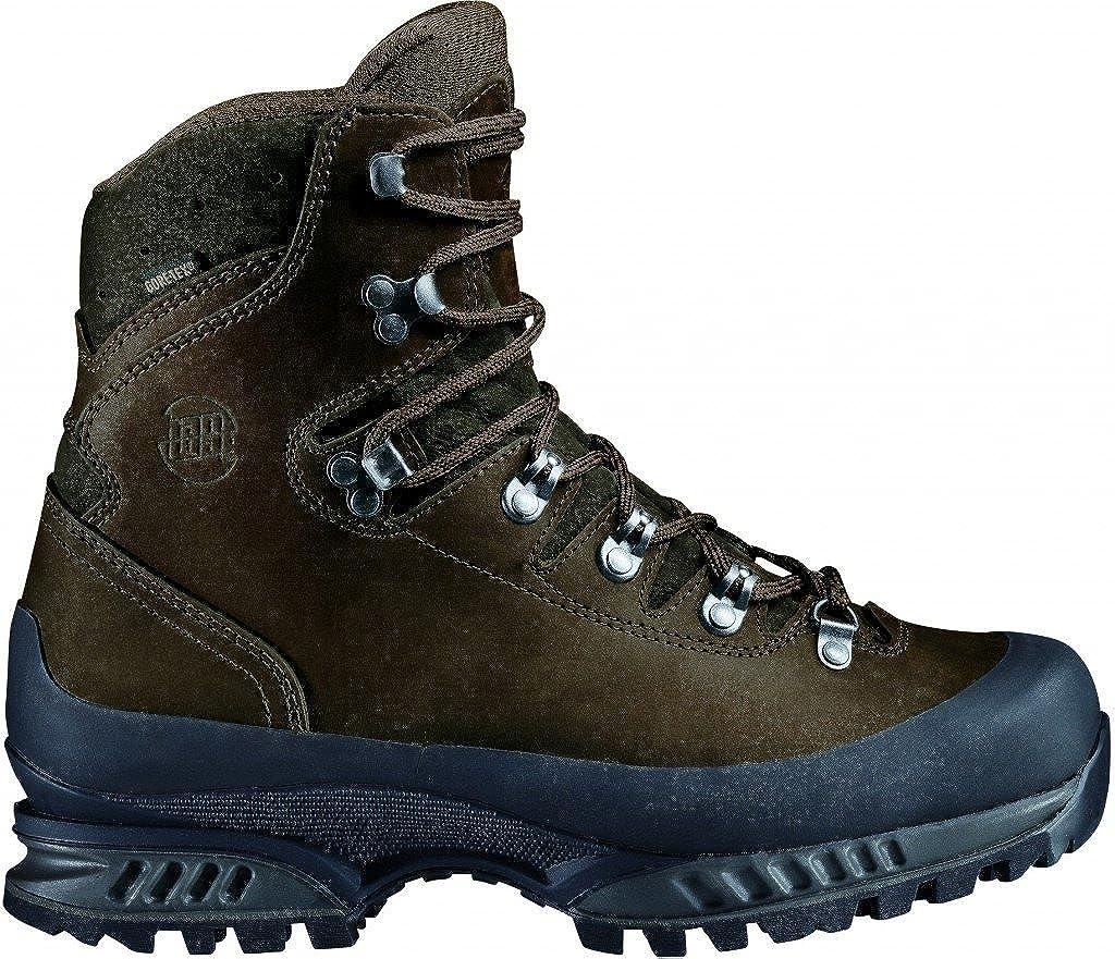 Marron (Erde) 42 EU Hanwag Alverstone GTX, Chaussures de Randonnée Hautes Homme
