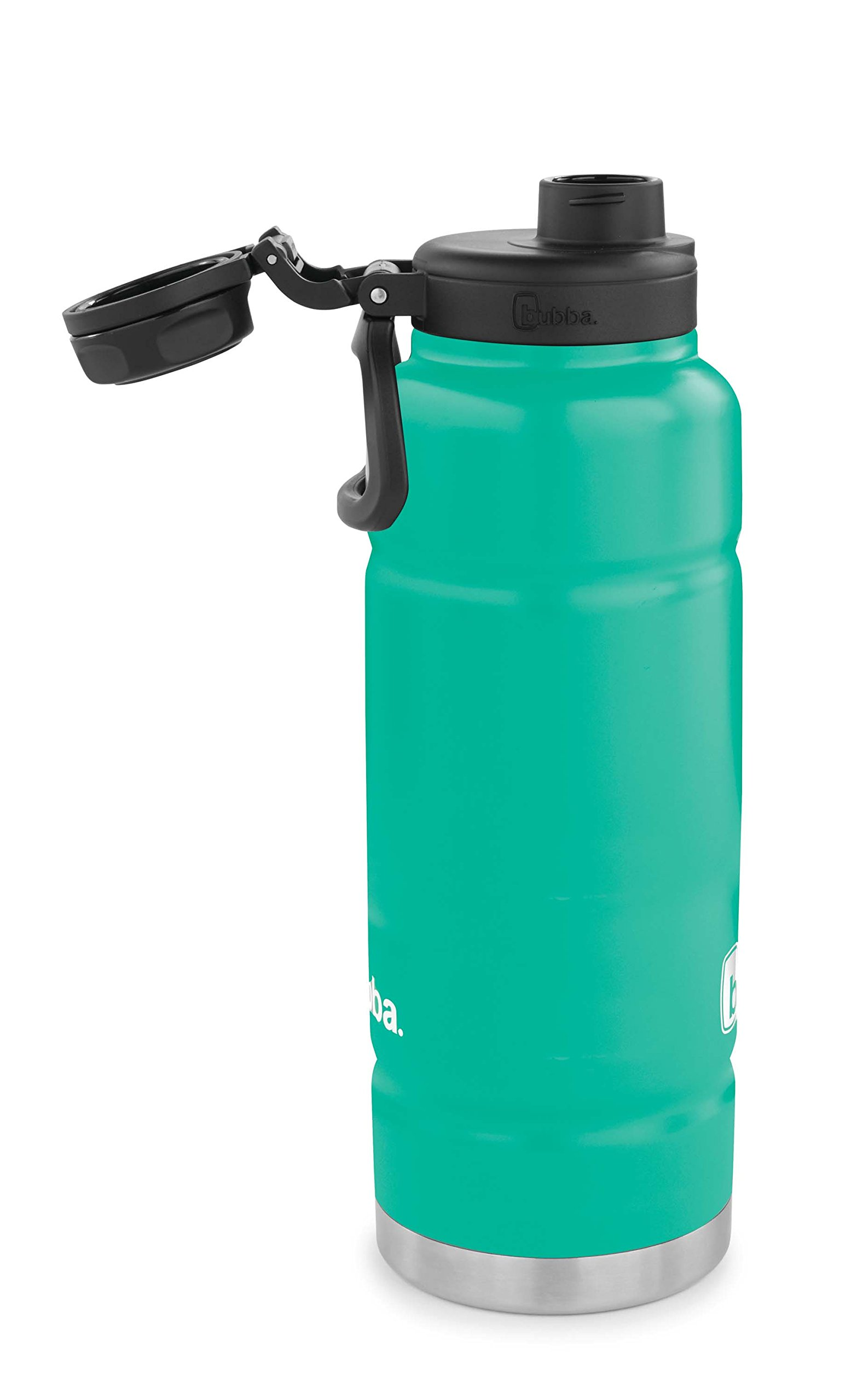 Bubba Trailblazer Vacuum-Insulated Stainless Steel Water Bottle, 40 oz, Rock Candy by bubba (Image #3)