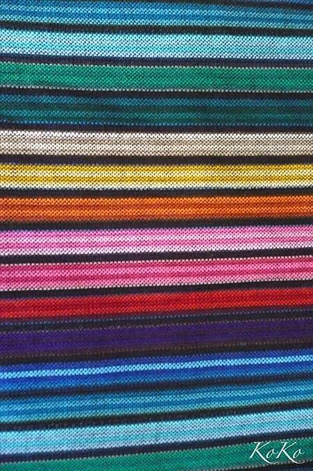 Mexicanos Textiles, tejidos de colores vivos, tela y bordada de tejido México, tejido