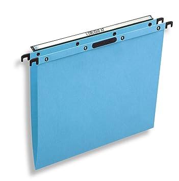 LOblique AZ AZX - Carpetas para archivador de suspensión (25 unidades, papel