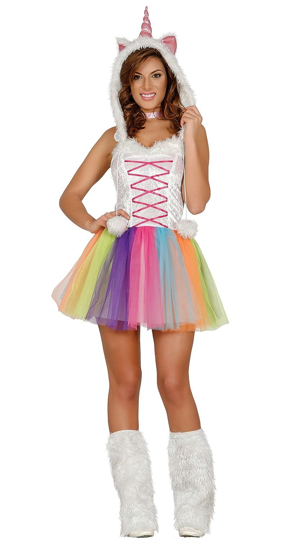 disfraz de unicornio para fiestas halloween carnaval cumpleaños para mujer