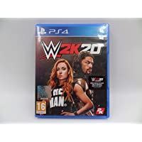 WWE 2K20 Standart Edition(PS4)