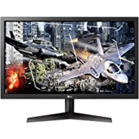 Deals on LG 24GL65B-B 24-inch 1920x1080 Gaming Monitor