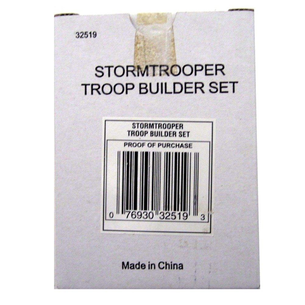 Power of the Force  Stormtrooper Troop Builder Action Figure Set Hasbro Star Wars