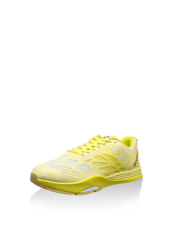 Reebok Sneaker LM Cardio Ultra W Bianco/Giallo EU 37