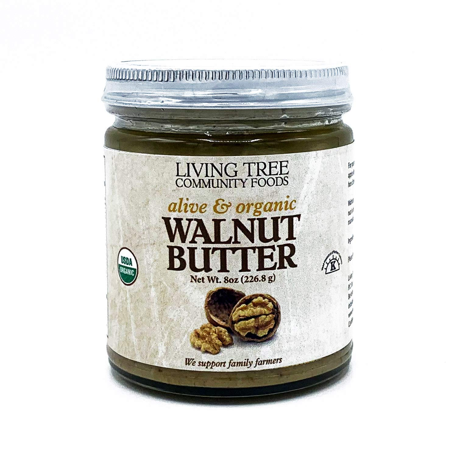 Living Tree Community Foods, Walnut Butter Organic Image