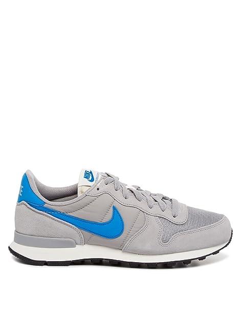 Nike Internationalist, Zapatillas de Running para Hombre, Gris (Matte Silver/Blue Spark/Sail/Black 004), 40 EU: Amazon.es: Zapatos y complementos