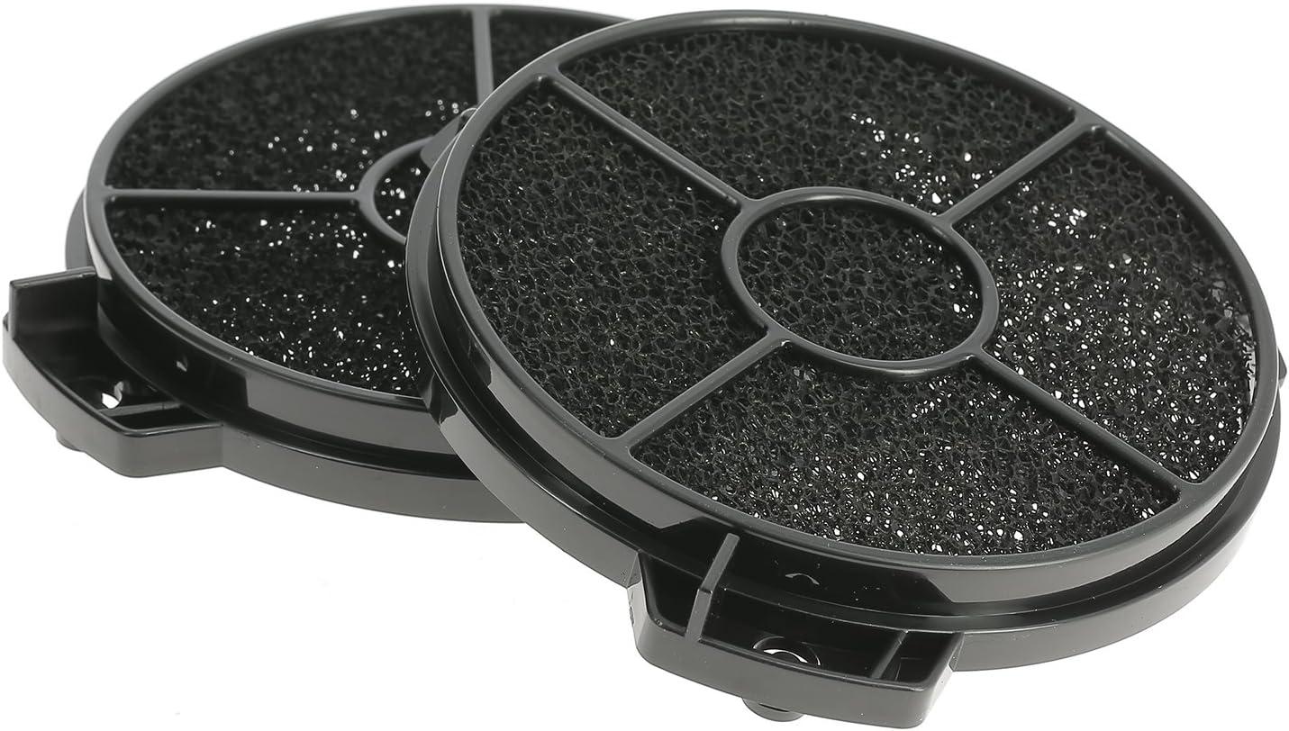First4spares Filtros De Carbón Redondos para Campanas Extractoras CATA (Pack de 2): Amazon.es