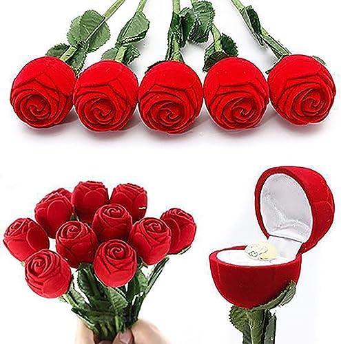 Romantic Rose Ring