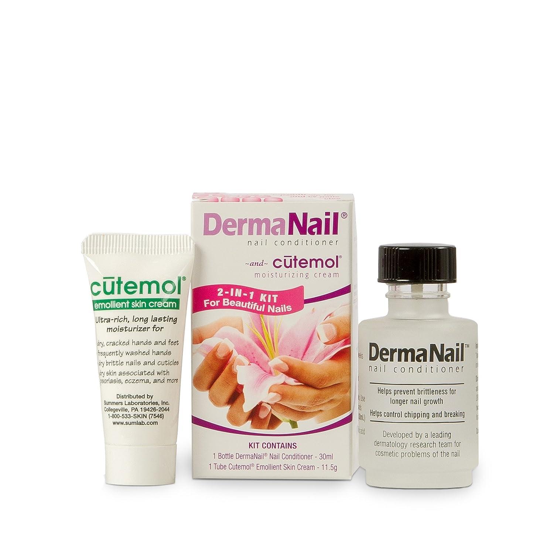 Amazon.com : DermaNail Nail Conditioner, 1 Ounce : Nail ...