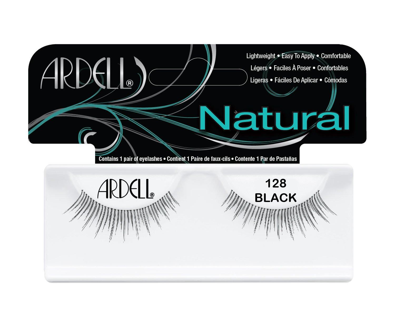 4b8470619ce Amazon.com : Ardell Fashion Lashes Pair - 128 : Fake Eyelashes And  Adhesives : Beauty
