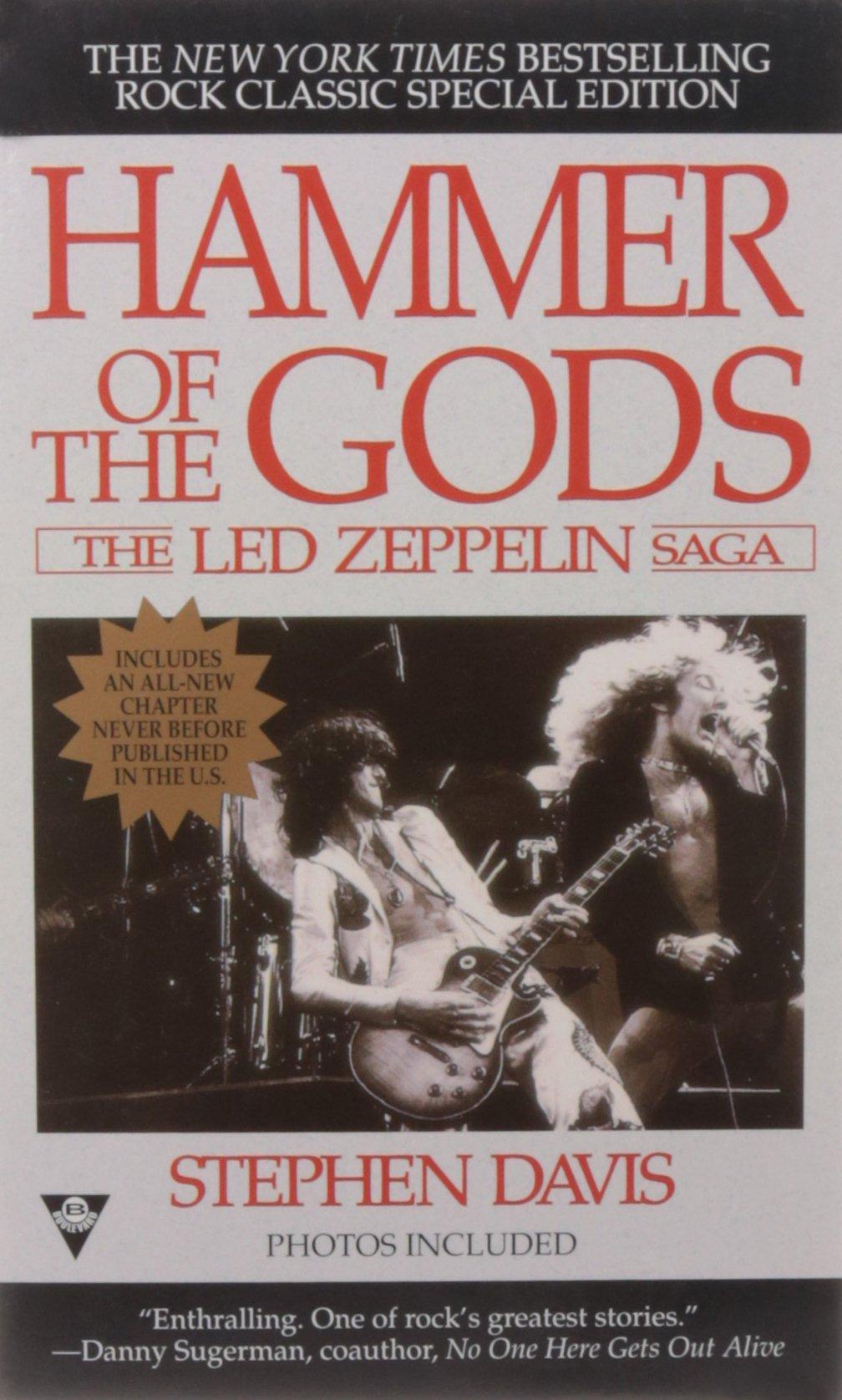 Read Hammer Of The Gods By Stephen Davis