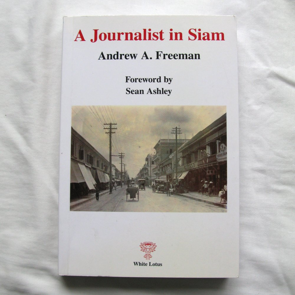 A Journalist in Siam ebook