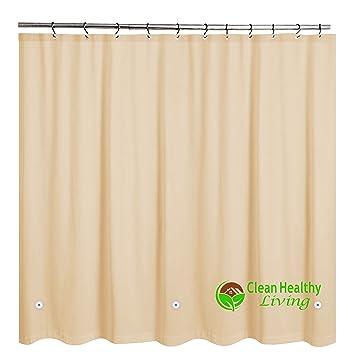Amazon.com: Heavy Duty PEVA Shower Liner / Curtain: Odorless ...