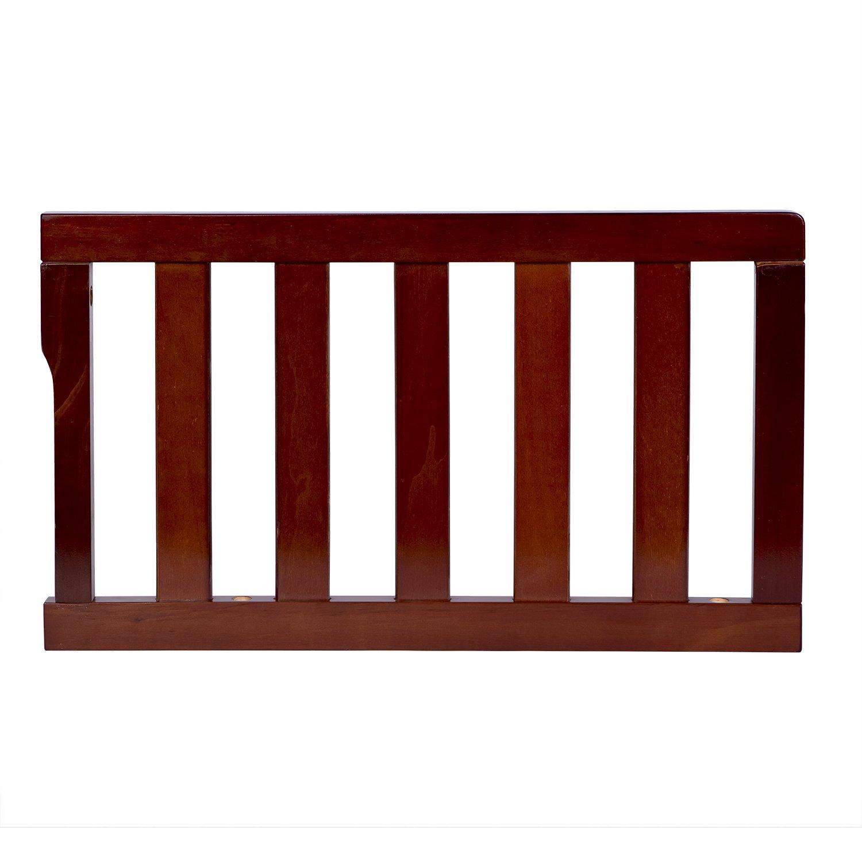 Amazon Dream On Me Universal Convertible Crib Toddler Guard Rail Espresso Baby