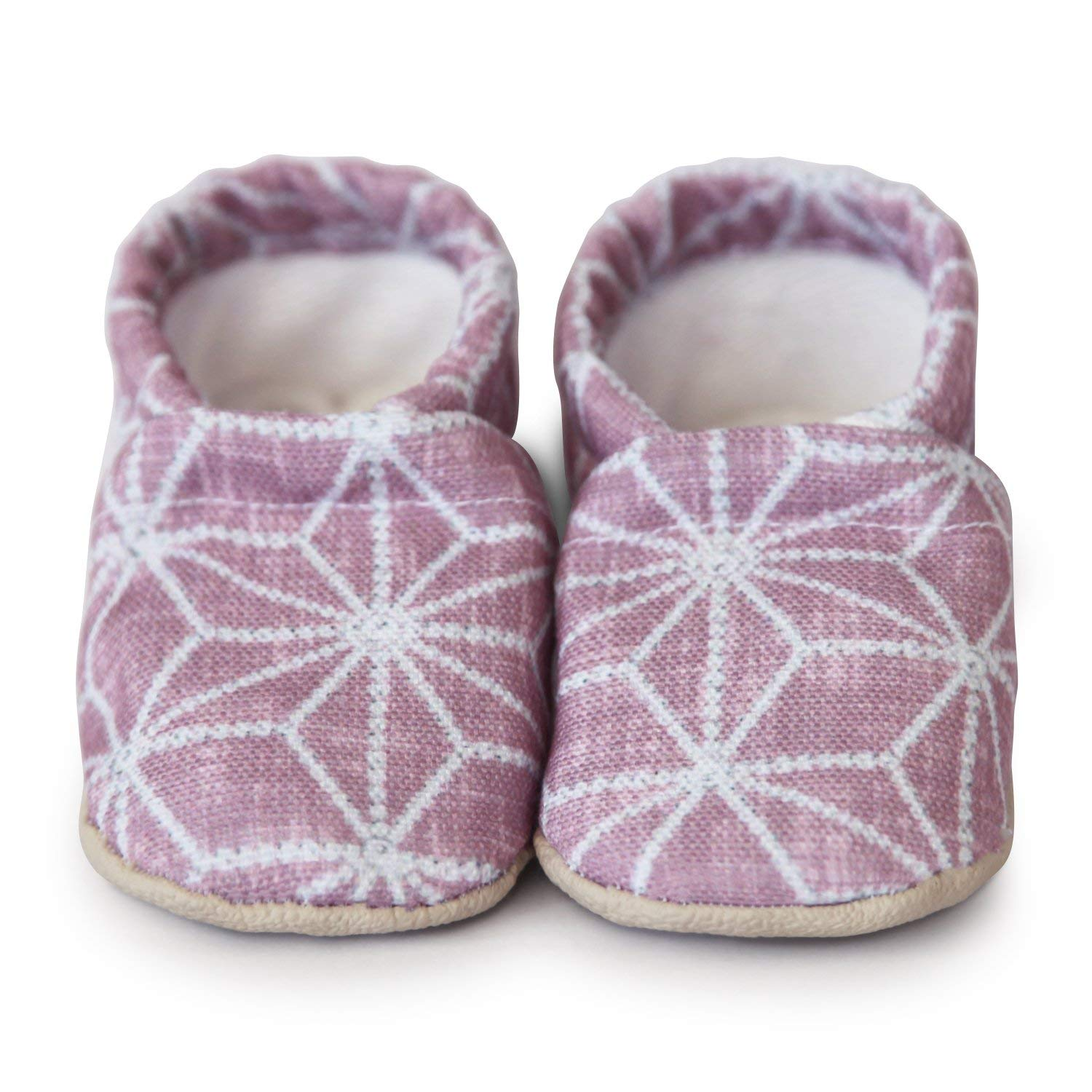 CLAMFEET Organic soft soled baby shoes, LILY