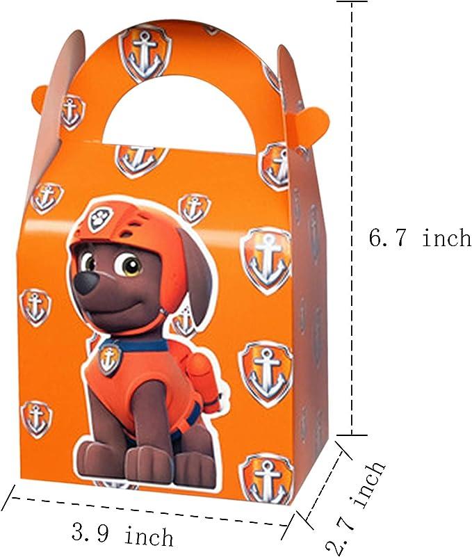 Amazon.com: Paquete de 12 bolsas de regalo para fiestas de ...
