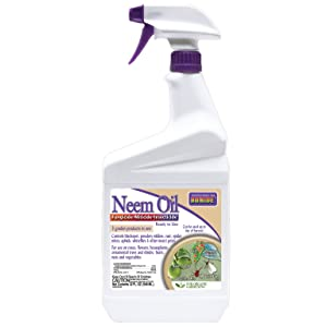 Bonide Products INC 022 Ready-to-Use Neem Oil, 32-Ounce, 1 Qt.