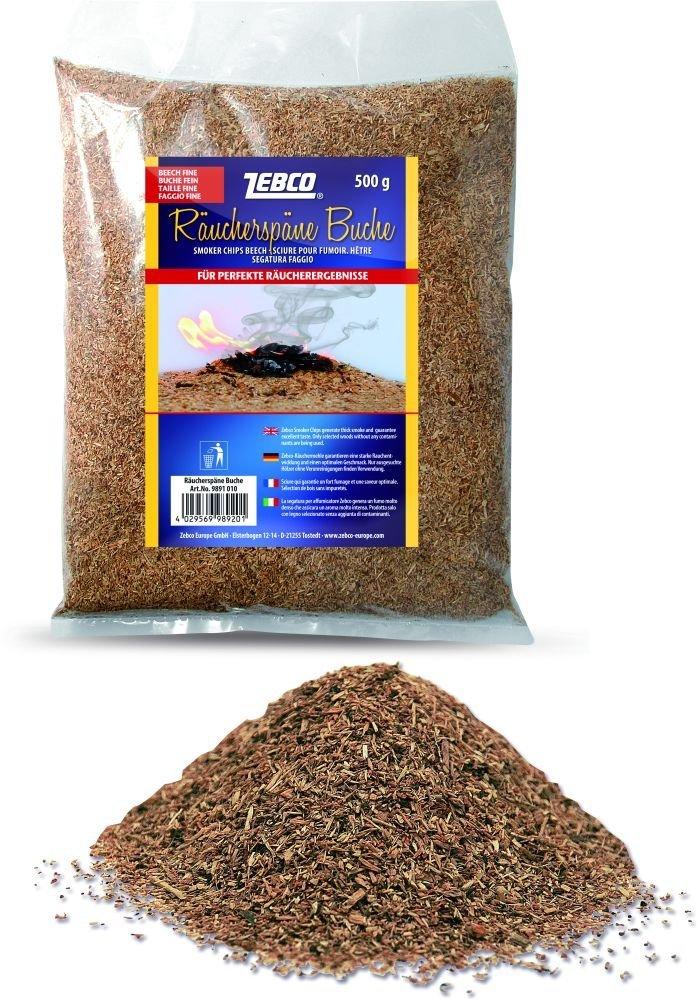 Zebco NEUF Fumoir/fumée/Copeaux/poussière–Toutes les saveurs Zebco Europe Ltd