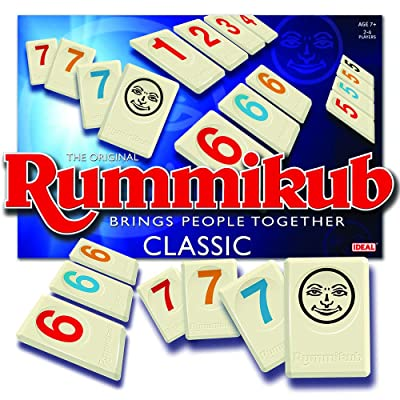 Rummikub The Original Classic Game: Toys & Games