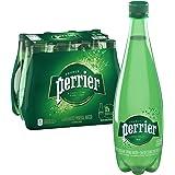 Perrier Carbonated Mineral Water, 33.8 Fl Oz (12 Pack) Plastic Bottles