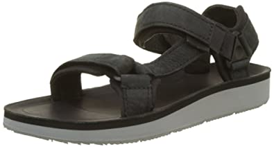 9df681b6f597 Teva Women s Original Universal Premier Leather Sports and Outdoor  Lifestyle Sandal