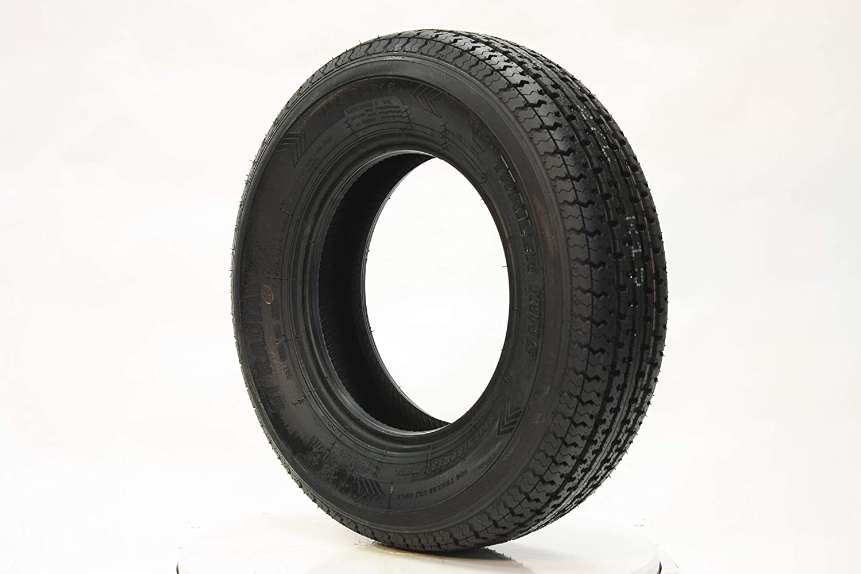 Trailer Master ST Radial Trailer Tire - 225/75R15 117L