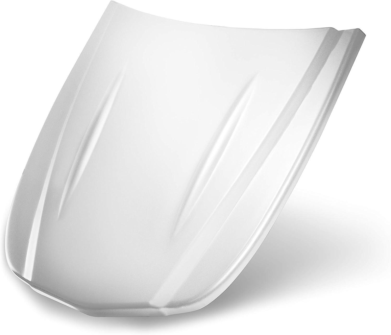 1ft x 5ft Satin Pearl White Vinyl Car Wrap Film VViViD