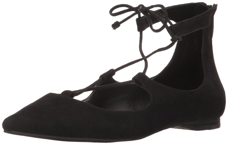 Tahari Women's TA-Estyn Ballet Flat B01MQK22OP 5.5 B(M) US|Black