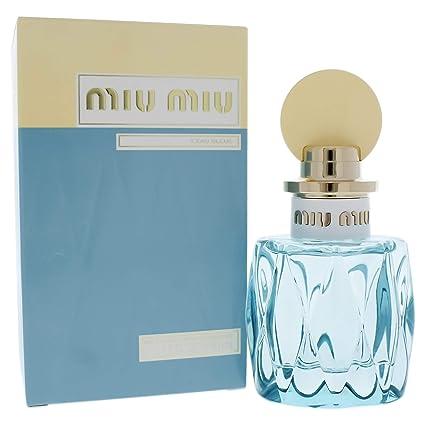 sale retailer c0dfe a24d5 Miu Miu L'Eau Bleue Profumo - 50 ml