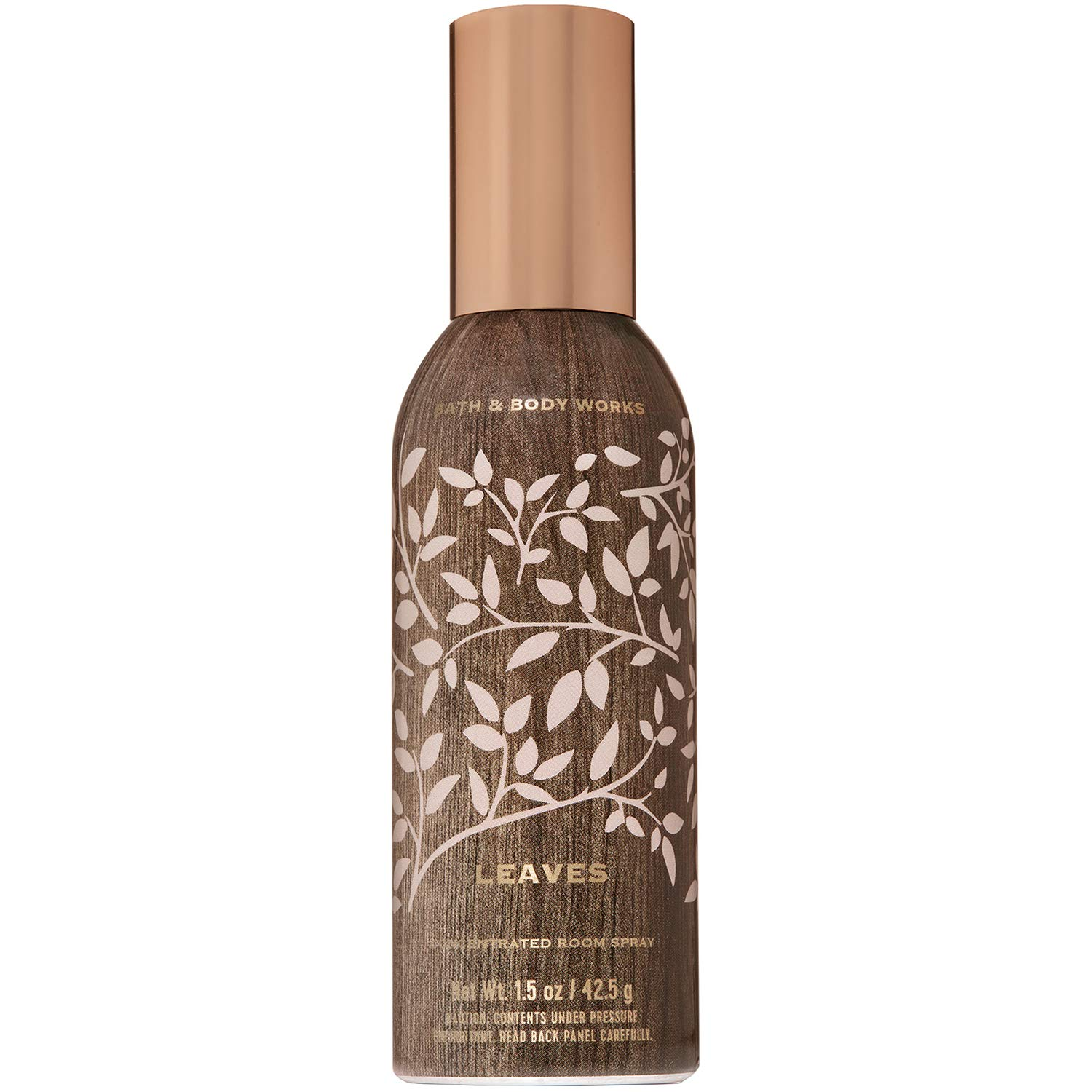 Bath and Body Works Leaves Concentrated Room Spray 1.5 Ounce (2019 Edition)