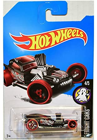 hot wheels 2017 fright cars fangula black treasure hunt