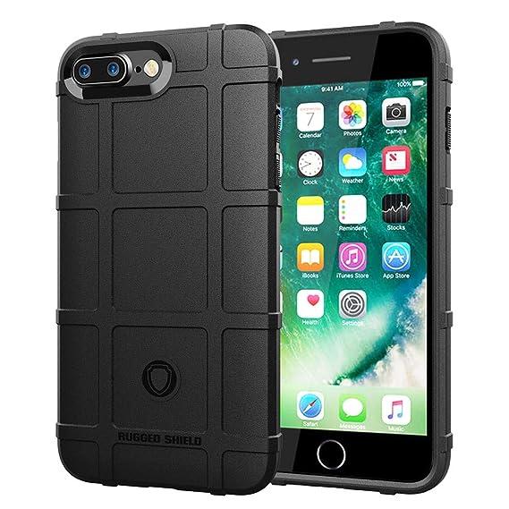 buy online b406f 1d2b4 Amazon.com: iPhone 8 Plus case, iPhone 7 Plus case, LABILUS (Rugged ...