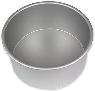 PME Professional Aluminum Baking Pan Round 7 x 3, Standard