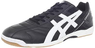 5f51cb1a5 ASICS Copero S Mens Black Athletic Sneakers Shoes Size UK 11  Amazon ...
