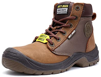 018277f613f Amazon.com: Safety Jogger For Work Men's Steel Toe S3 Level Safety ...