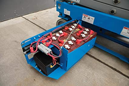 Amazon.com: Genie/Skyjack/JLG Scissor Lift Signet Charger 24V HB600-24B 24  Volt 19 Amp (161827, 105739, 96211, 128537): Industrial & ScientificAmazon.com