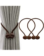 IHC link Magnetic Curtain Tiebacks Clips Curtain Holdbacks Buckles Binding Tie Band 2 pieces (EU patent 004522746-0001)