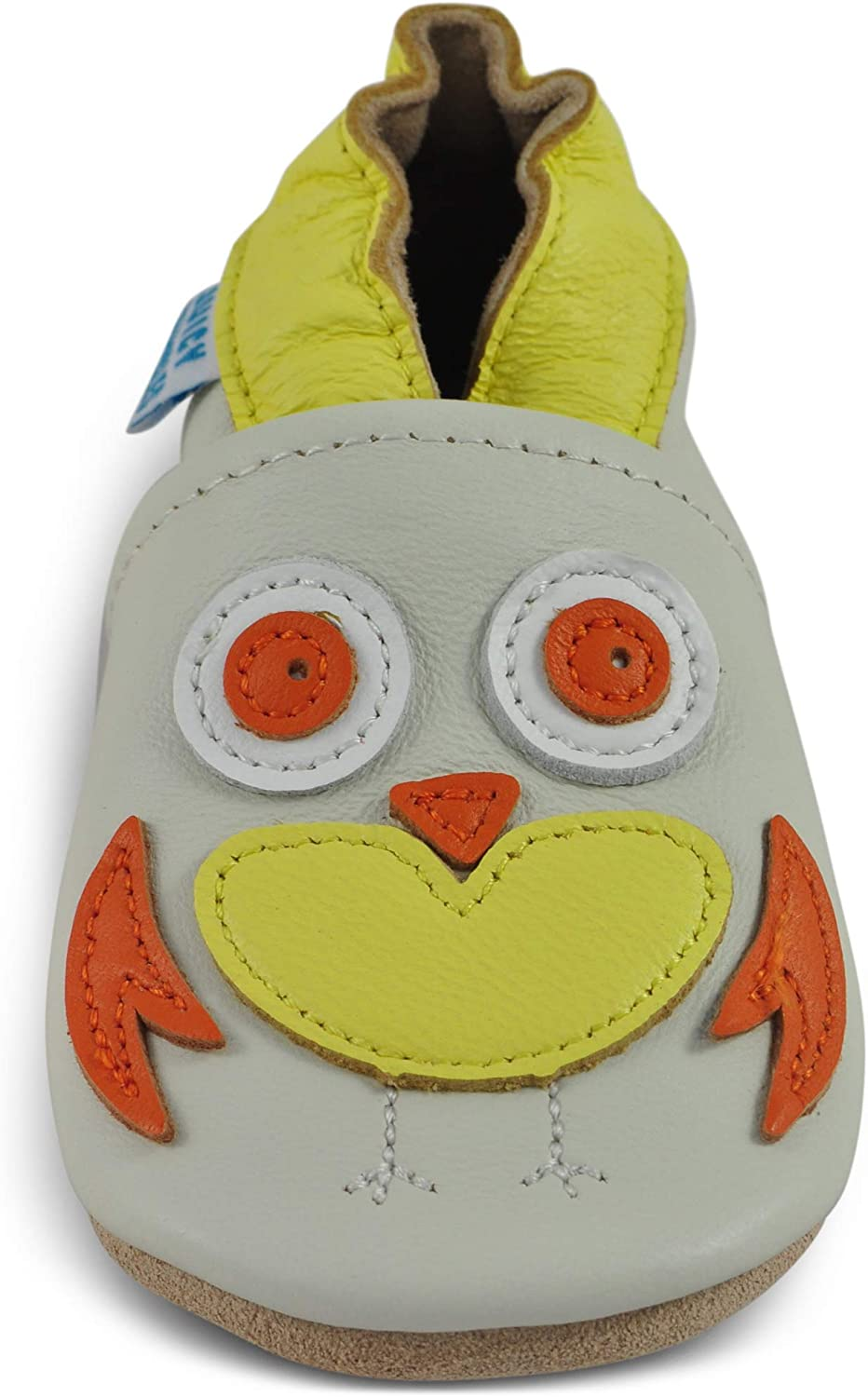 Yellow Owl 2-3 Years Old Toddler Boys Shoes Toddler Shoes with Soft Sole
