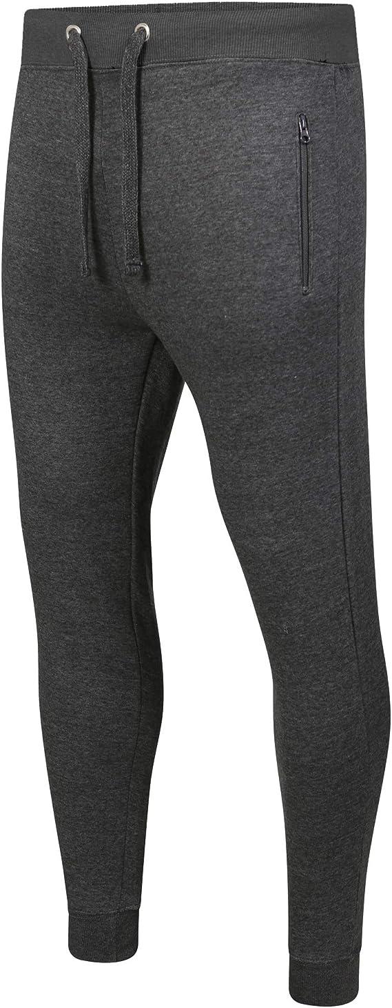 Geeney - Pantalones de chándal para hombre, ajustados, ajustados ...
