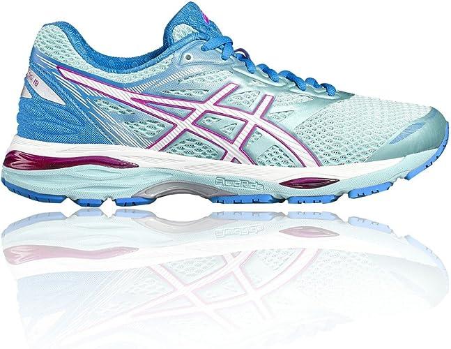 Asics Gel-Cumulus 18, Zapatillas de Running para Mujer: Amazon.es: Zapatos y complementos