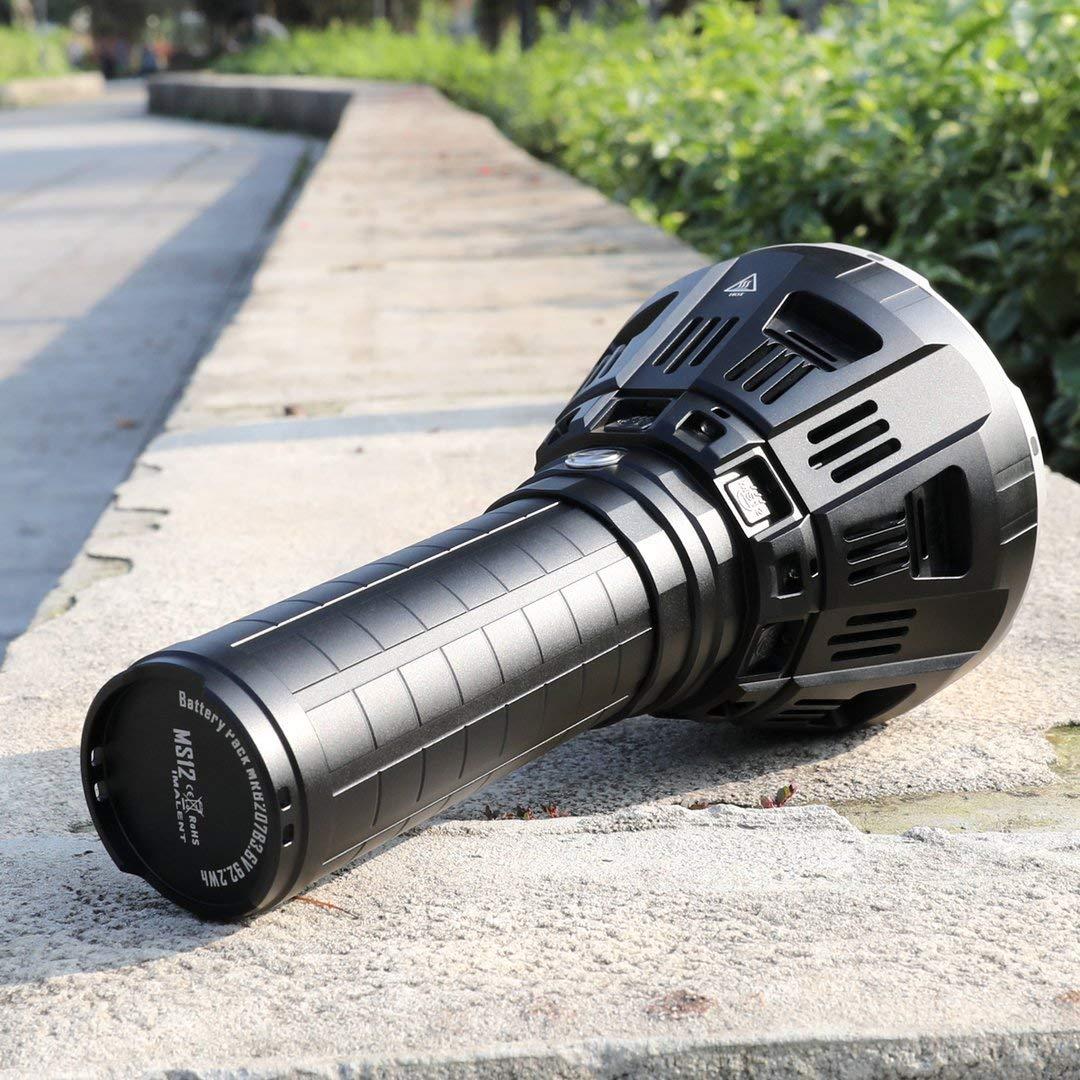 Lightbek-MS12 LED Flashlight