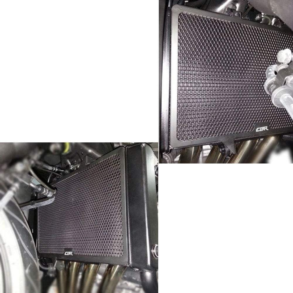 Cbr650f Cbr650r Wasserkühler Kühlergrill Kühlerschutz Für Honda Cbr650f Cbr 650 F 2014 2018 Cbr650r Cbr 650 R 2019 Auto