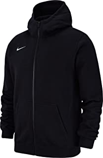 Nike Hoodie FZ Fleece Tm Club19, Felpa Full Zip Unisex Bambini